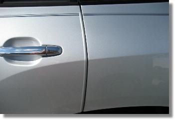 u trim stainless parts shaped edge grp main chrome universal door guards stt
